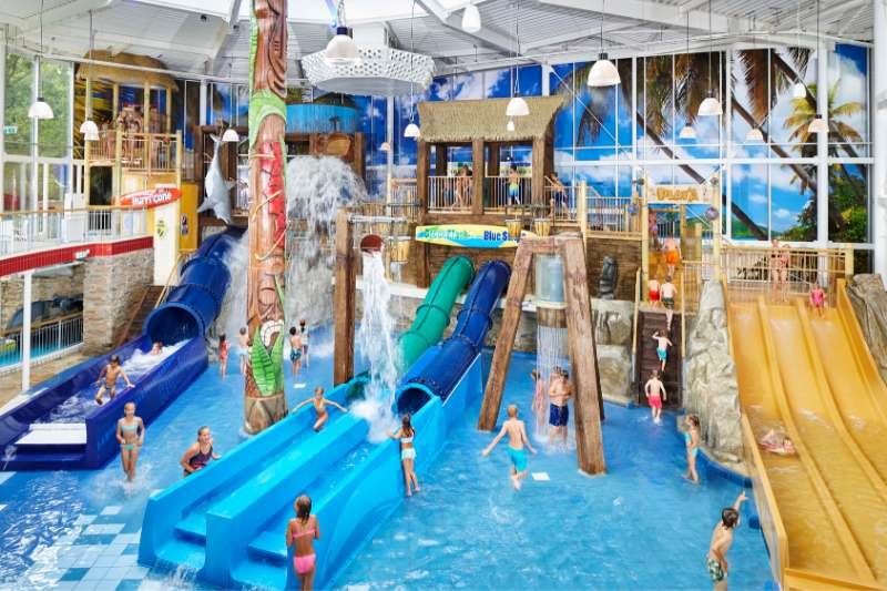 Kids water park Playa