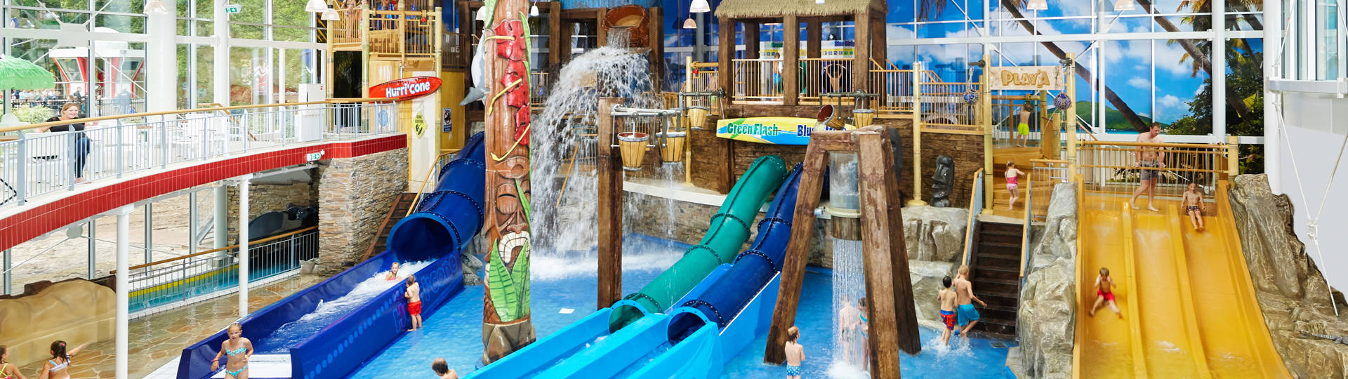 Holiday park and amusement park in holland - Campsites in holland with swimming pool ...