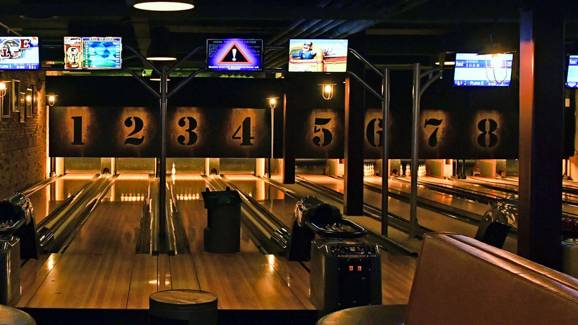 Mini-bowling - Holiday park - Duinrell com