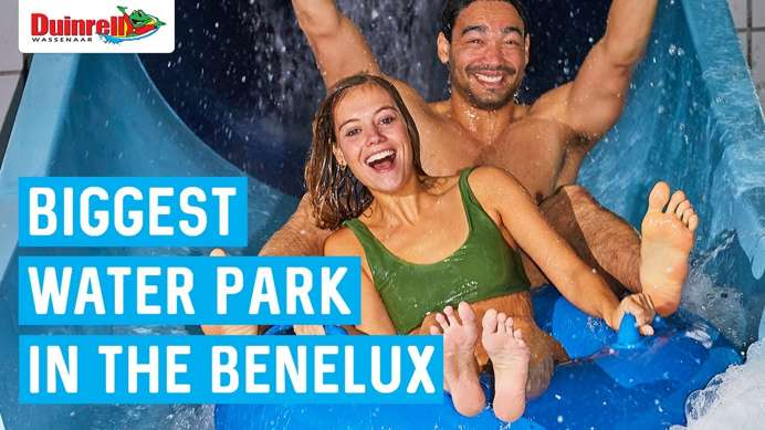 THE BIGGEST WATER PARK IN THE BENELUX