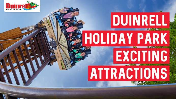 Holiday park: exciting attractions