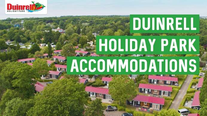 Holiday park: all accommodations