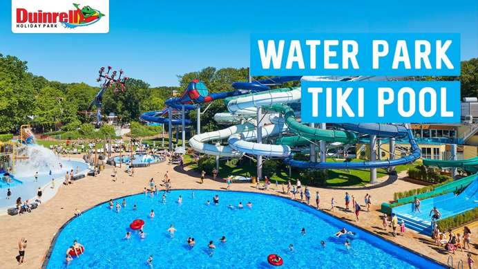Holiday park: water park Tiki Pool